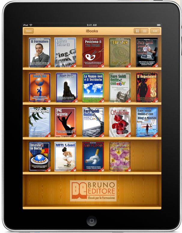 Bruno Editore su iBookStore