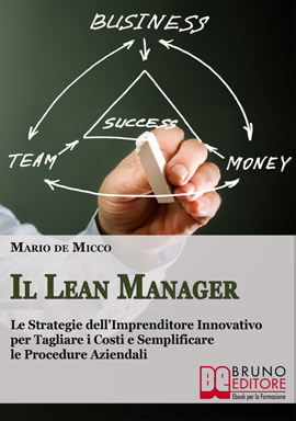 Ebook Il Lean Manager