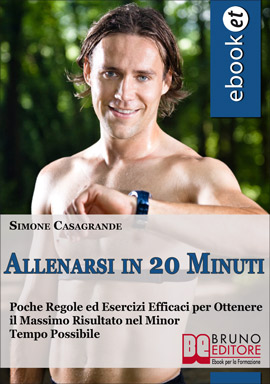 Ebook Allenarsi in 20 Minuti