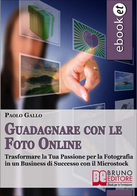 Ebook Guadagnare con le Foto Online