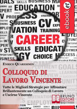 Ebook Colloquio di Lavoro Vincente