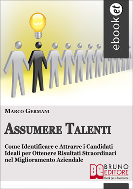 Ebook Assumere Talenti