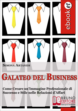 Ebook Galateo del Business