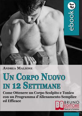 Ebook Un Corpo Nuovo in 12 Settimane