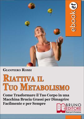 Ebook Riattiva il Tuo Metabolismo
