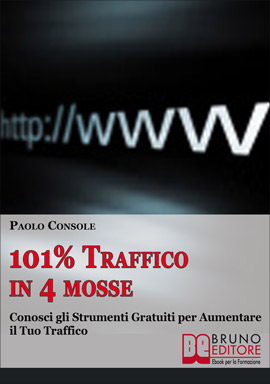 Free Ebook - 101% Traffico