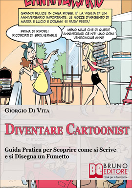 Ebook Diventare Cartoonist