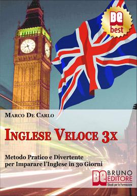 Ebook Inglese Veloce 3x