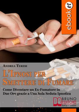 Ebook L'Ipnosi per Smettere di Fumare