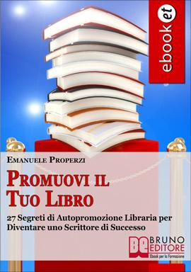 Ebook Promuovi il Tuo Libro