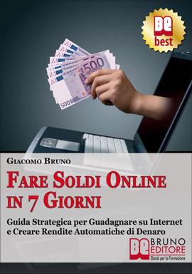Ebook Fare Soldi Online in 7 giorni