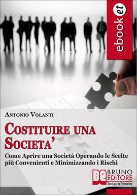 Ebook Costituire Una Societa'