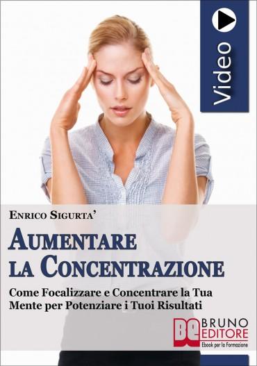 Aumentare la Concentrazione