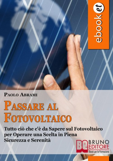 Passare al Fotovoltaico