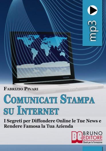 Comunicati Stampa su Internet