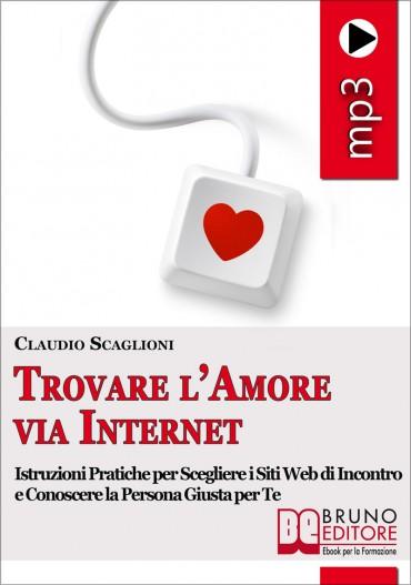 Trovare l'Amore Via Internet
