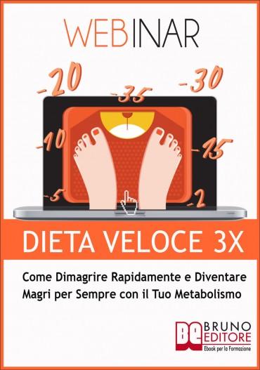 Dieta Veloce 3X Webinar