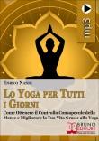 Lo Yoga per Tutti i Giorni